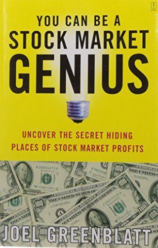 You Can Be a Stock Market Genius: Uncover the Secret Hiding Places of Stock Market Profits (You Can Too compare prices)