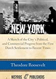 New York: A Sketch of the Citys Social, Political, and Commercial Progress from the First Dutch Settlement to Recent Times