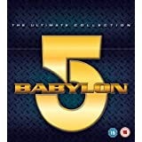 Babylon 5: The Complete Collection + The Lost Tales [DVD]by Bruce Boxleitner