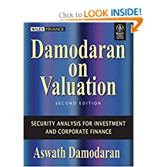 Damodaran on Valuation 2nd edition