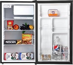 Midea HS-160R Compact Single Reversible Door Refrigerator