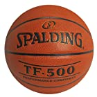Spalding TF-500 Composite Leather Basketball Case of 15