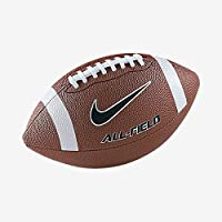 Nike All-Field 3.0 Official Football, Size 9 (Brown)