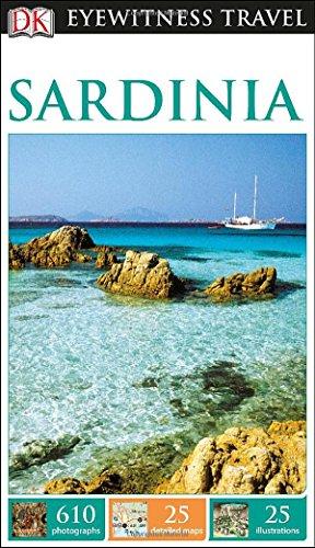 Dk Eyewitness Travel Guide: Sardinia front-912253