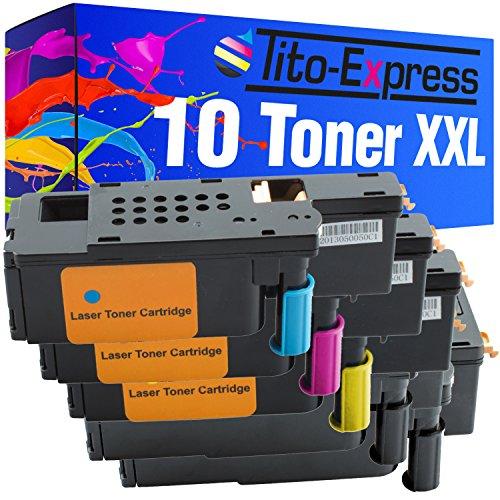 platinumserier-10x-cartucho-de-toner-compatible-con-dell-1250-black-cyan-magenta-yellow-1250-1250c-1