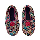 Floral Travel Slippers