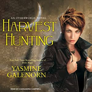 Harvest Hunting: Sisters of the Moon, Book 8 | [Yasmine Galenorn]