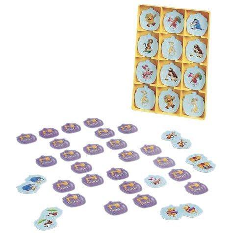 Memory Game - Pooh Memory Game