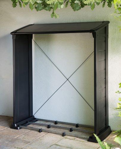 tepro 7525 unterstand f r kaminholz hier g nstig kaufen. Black Bedroom Furniture Sets. Home Design Ideas