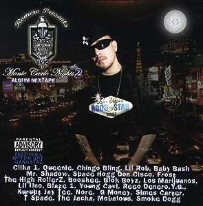 Monte Carlo Nights 2: Album Mixtape