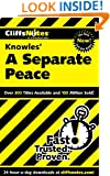 Knowles' A Separate Peace (Cliffs Notes)