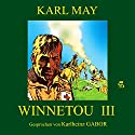 Winnetou III Audiobook by Karl May Narrated by Karlheinz Gabor
