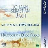 J.S. Bach Suite 1-4 Bwv1066-1069