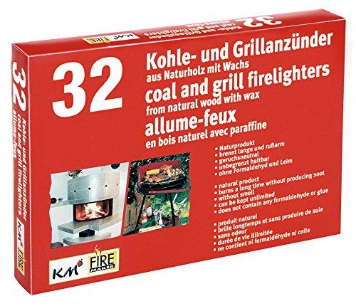 32-allume-cigare-pour-barbecue-charbon-et-cheminee-en-bois-naturel-avec-cire-km-firemaker-art-266
