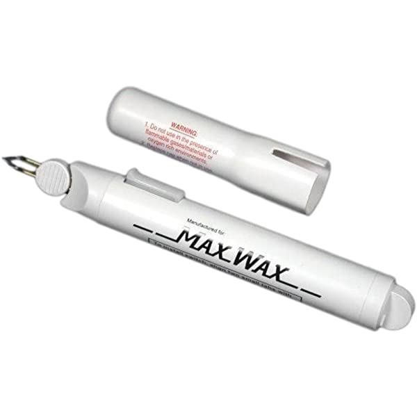 Max Wax Carving Pen Shaping/Thread Burning Tool