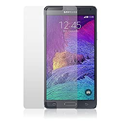 Naztech 13131 Samsung Galaxy Note 4 Premium Tempered Glass Screen Protector - Clear