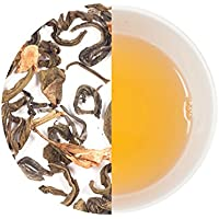 TeaRaja Jasmine Blossom Green Tea 250 Gm (FREE-TEA INFUSER)