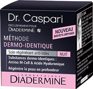 Diadermine - Anti-Rides Nuit - Dr.Caspari - Pot 50 ml