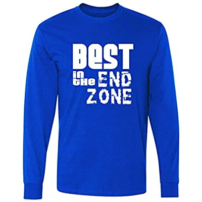 Best In the Endzone Long Sleeve T-Shirt