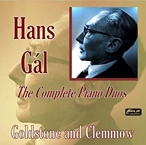 Gal: Complete Piano Duos