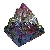 Odishabazaar Rock Crystal Pyramid Fengshui Reiki Vastu