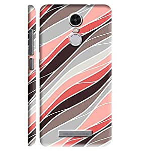 EpicShell Back Cover For Redmi Note 3