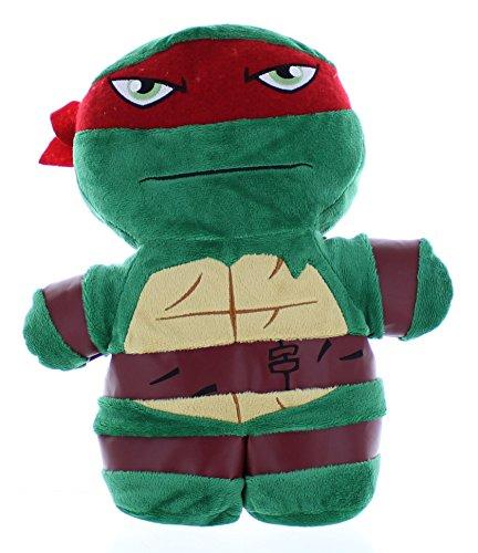 """Teenage Mutant Ninja Turtles 14"""" Plush Backpack - Raphael"""