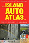 Island Auto Atlas & Reisef�hrer + Karte