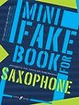 Mini Fake Book for Alto Saxophone: (a...