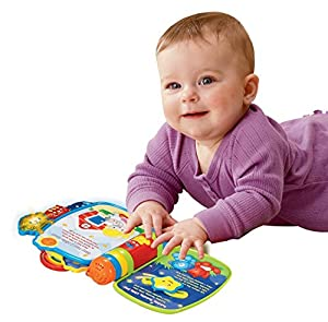 VTech - Rhyme and Discover Book from VTech