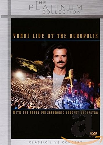 Yanni - At the Acropolis (United Kingdom - Import)