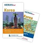 Korea: MERIAN live! - Mit Kartenatlas...