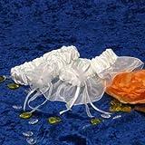 Traditional Bridal/Wedding Garter Set