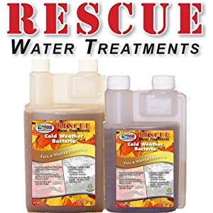 Buy supplies winter recreation - Rescue Fall & Winter Prep Bacteria Water Treatment 32oz