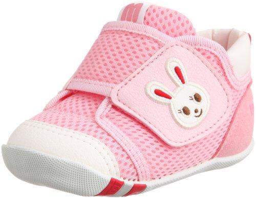 [Miki] 12-9301-567 MIKIHOUSE-サマーファーストベビーシューズ pink (pink / 12 cm)