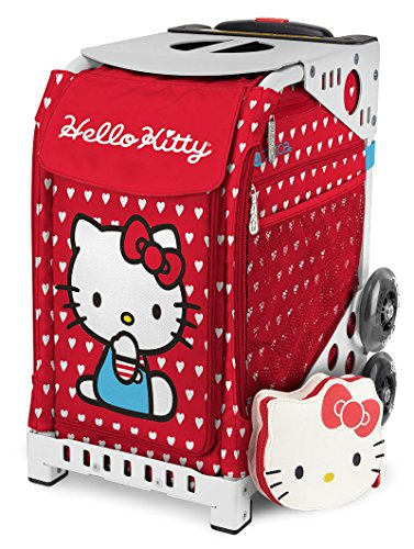 ZCA-Sport-Hello-Kitty-Labor-of-Love-Rolling-Bag