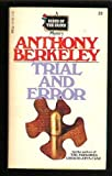 img - for Trial and Error book / textbook / text book