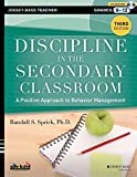 img - for Discipline in the Secondary Classroom, with DVD: A Positive Approach to Behavior Management book / textbook / text book
