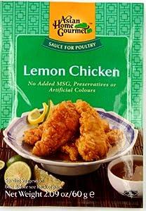 Asian Home Gourmet Lemon Chicken 50g