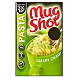 Mug Shot Creamy Cheese Pasta Snack 10x68g