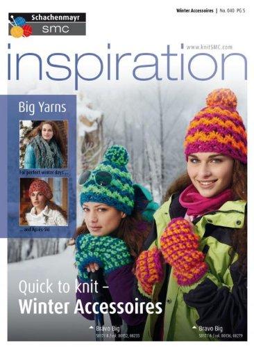 Preis Schachenmayr Winter Accessoires Anleitungsheft Inspiration 040