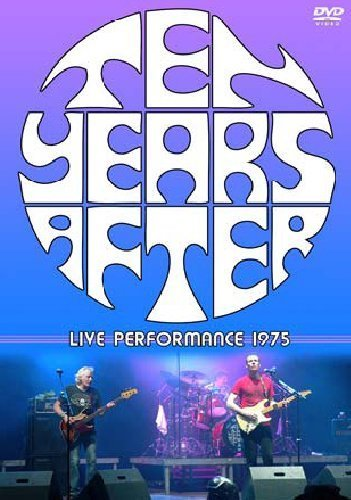 TEN YEARS AFTER-LIVE PERFORMANCE 1975