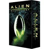 Alien : Quadrilogy - Coffret Collector 9 DVDpar Sigourney Weaver