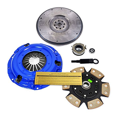 EF STAGE 3 HD CLUTCH KIT & FLYWHEEL SUBARU IMPREZA FORESTER LEGACY 2.5 N/T EJ25 (Subaru Legacy Flywheel compare prices)