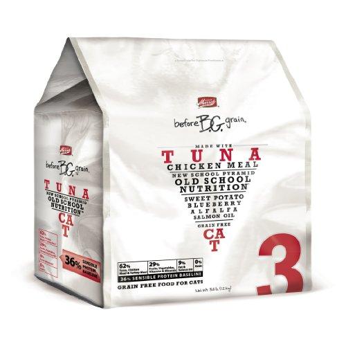 Detail image Merrick Before Grain #3 Tuna Dry Cat Food, 3.3-Pound Bag