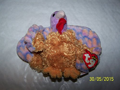 TY Beanie Baby - TOMMY the Turkey