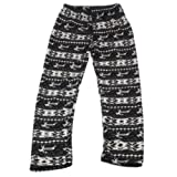 Women Multi Color Ankle Snowflakes Leggings Tights Pant Knit Nordic Pattern Hs