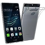 Simpeak Schutzhülle für Huawei P9 Plus Hülle Silikon