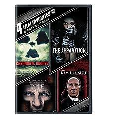 4 Film Favorites: Horrifying Thrills