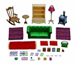Sylvanian Families Cosy Living Room Set
